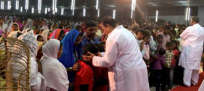 India Gospel Outreach
